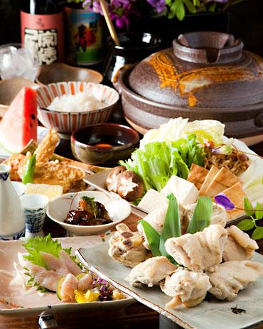 にしき鍋膳
